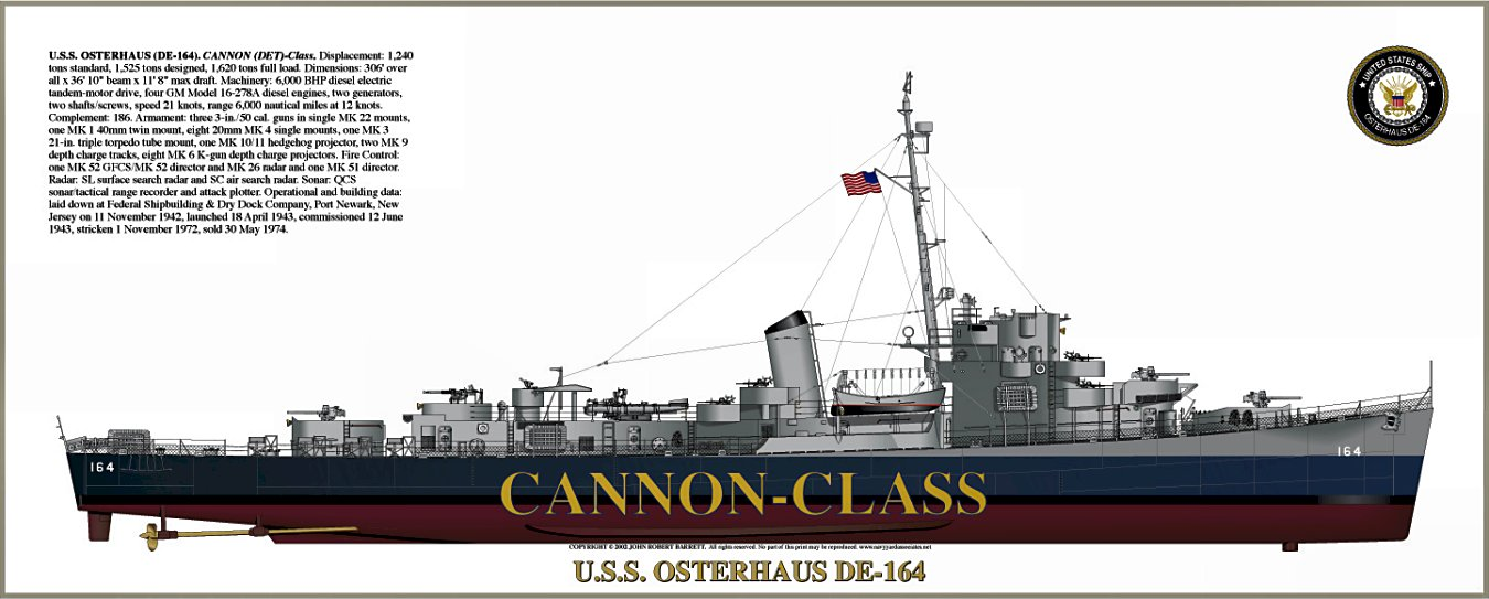 USS Osterhaus